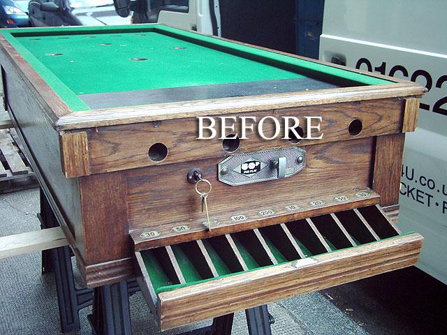 bar billiard tables bar billiard table uk experts hubble sports rh barbilliardtable co uk pool table restoration parts pool table restoration melbourne