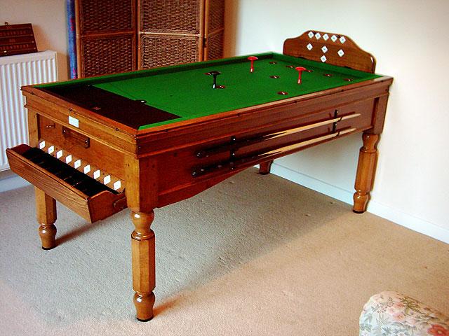 Bar Billiard Tables Table UK Experts Hubble Sports