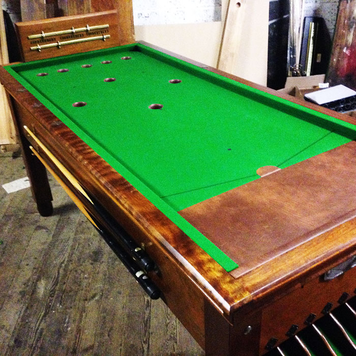 Bar Billiard Tables Table UK Experts Hubble
